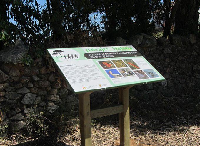 El programa 'Paisajes con Historia' incorpora la nueva ruta de la Dehesa y la Ganadería de Dos Torres