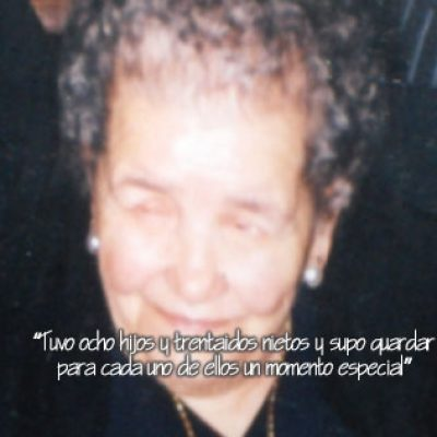 Homenaje a mis abuelas