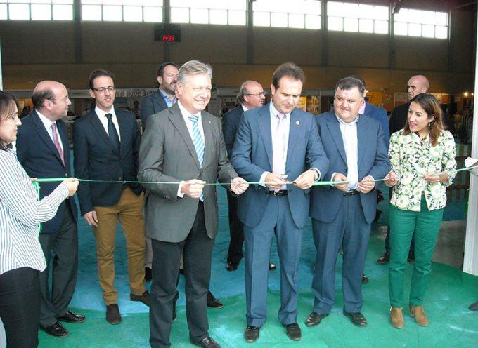 Inaugurada la VIII Feria del Ganado Vacuno de Raza Frisona en Dos Torres