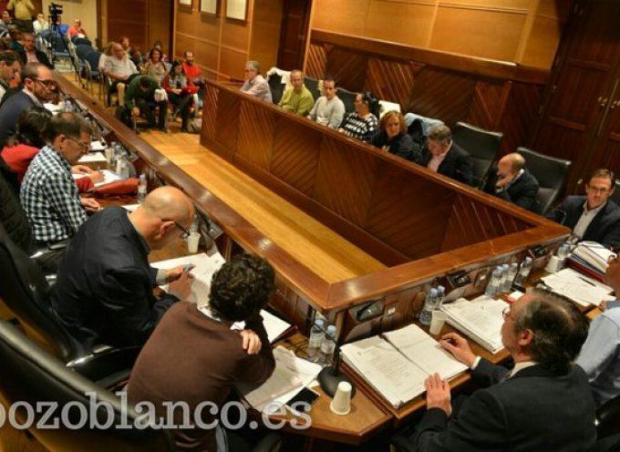 Aprobada bajada del IBI, bonificación de plusvalías y congelación de tasas y precios públicos en Pozoblanco