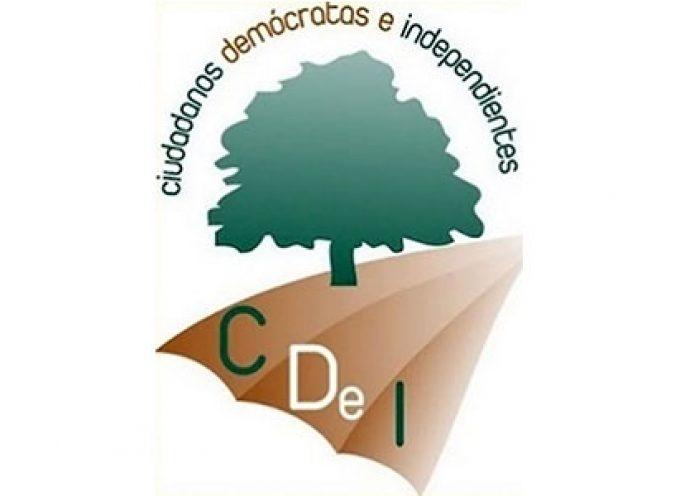 Moción del CDeI sobre 'el injusto reparto de fondos de la Diputación'