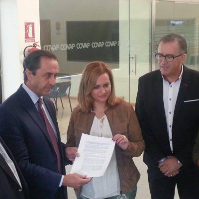 El PSOE reclama en Pozoblanco medidas estructurales para ayudar a las explotaciones ganaderas