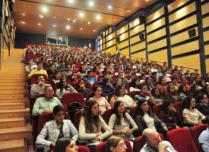 La Feria del Jamón conciencia a los más jóvenes sobre la importancia de la dehesa y del jamón ibérico de bellota