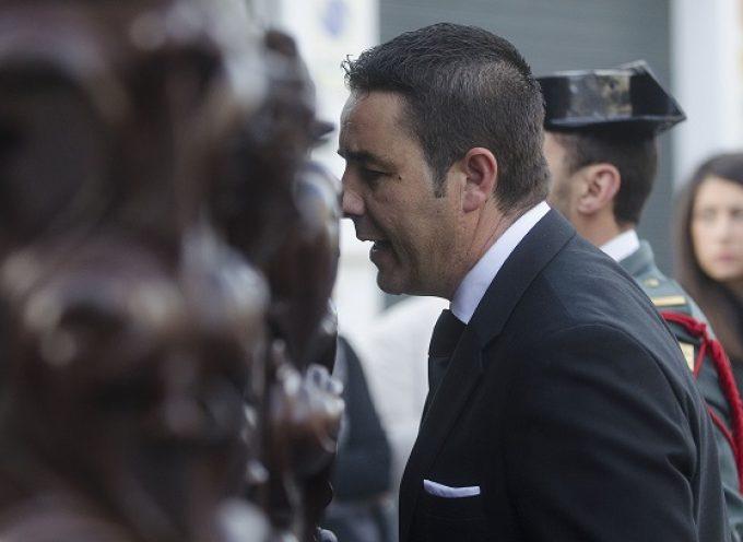 Martín Domínguez pronunciará el Saludo Costalero de la Cofradía de Jesús del Silencio de Pozoblanco