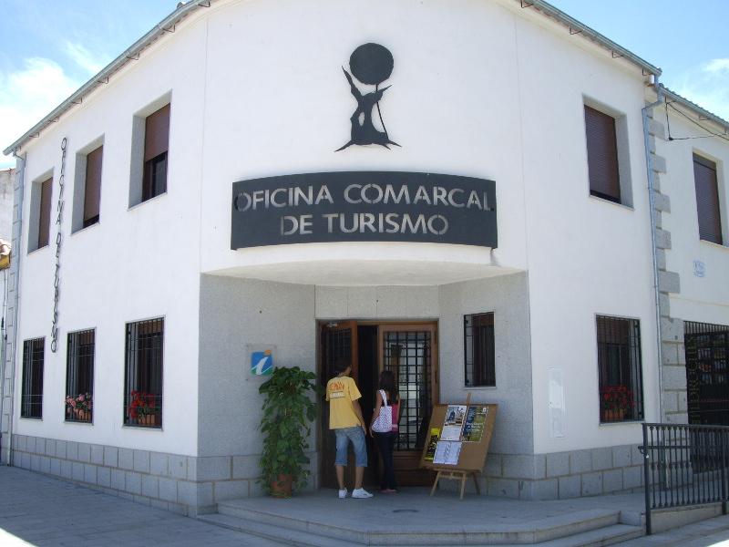 Se reabre la oficina comarcal de turismo de los pedroches for Oficina de turismo laguardia