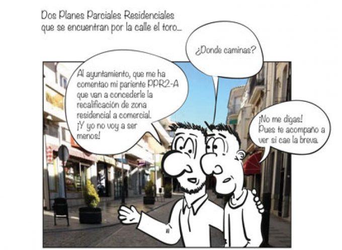 Sobre el Plan Parcial Residencial 2 A de Pozoblanco, por Juanma Sánchez