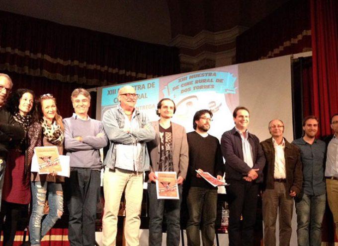 Los premiados en el V Concurso de Cortos de Dos Torres