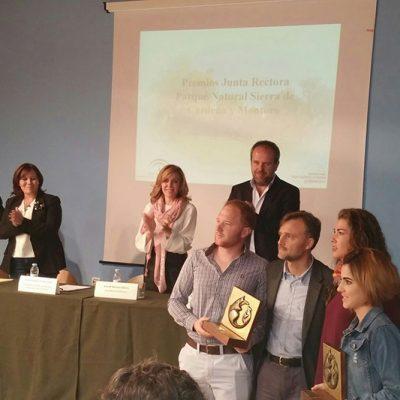 Medio Ambiente premia a los habitantes de los municipios que integran el Parque Natural Sierra de Cardeña y Montoro