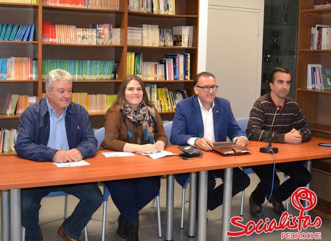 El PSOE de Córdoba recorre nuestros pueblos informando sobre los Presupuestos Generales del Estado