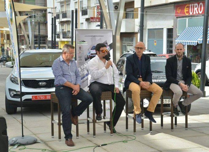 Presentación oficial del Rallye Ciudad de Pozoblanco 2015