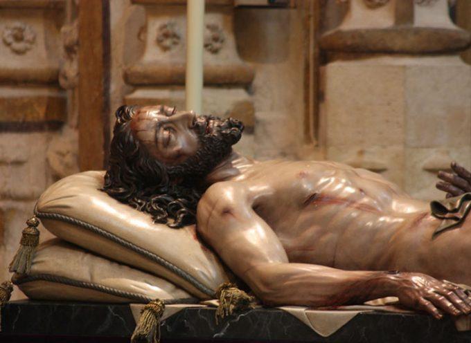 Nuevo Cristo Yacente para Pedroche