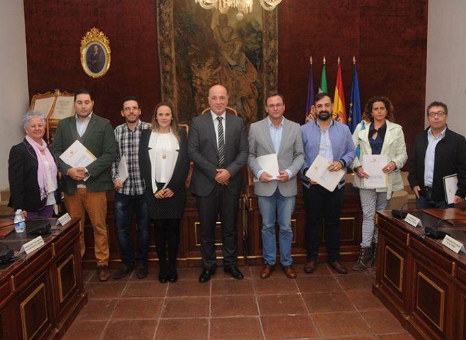 Diputación subvenciona a la Asociación Juvenil Fash All Ballut para el Juego de la Oca