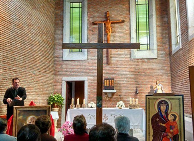 La Cruz de los jóvenes en Los Pedroches