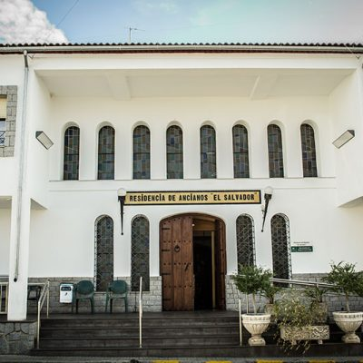 El Área Sanitaria Norte de Córdoba comienza los test rápidos en las residencias