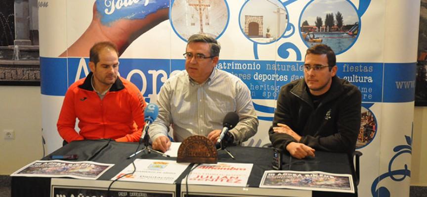 El Ayuntamiento de Añora articula más de 120 kilómetros de caminos públicos para la práctica del cicloturismo