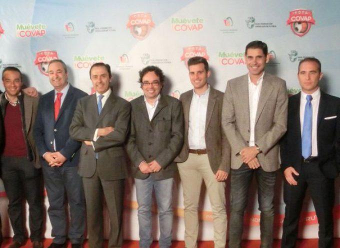 Más de 3.300 niños andaluces participarán en la 4ª edición de la Copa COVAP