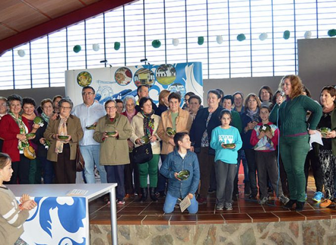 Más de 400 personas disfrutan la muestra de gastronomía de Añora