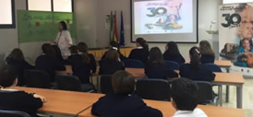 Jornada de Puertas Abiertas en Pediatría del Área Sanitaria Norte de Córdoba dirigida a escolares
