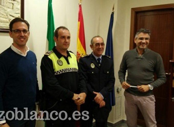 Relevo en la Jefatura de Policía de Pozoblanco