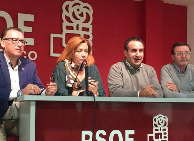 El PSOE demanda un incremento y racionalización de las paradas de tren en Los Pedroches