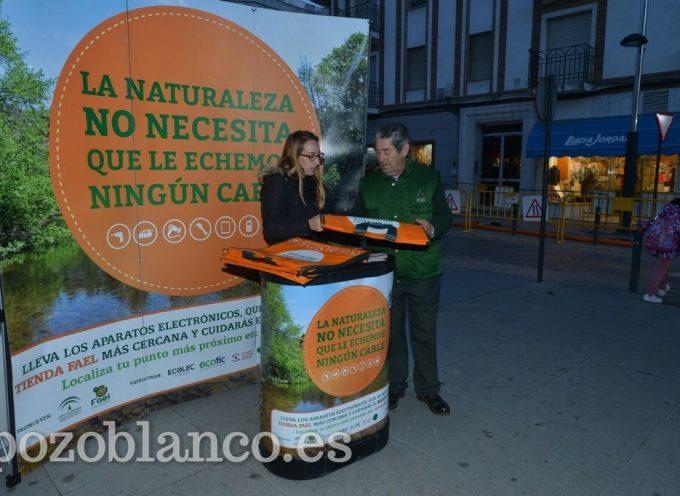 Pozoblanco fomentará el reciclaje de electrodomésticos sin vida útil