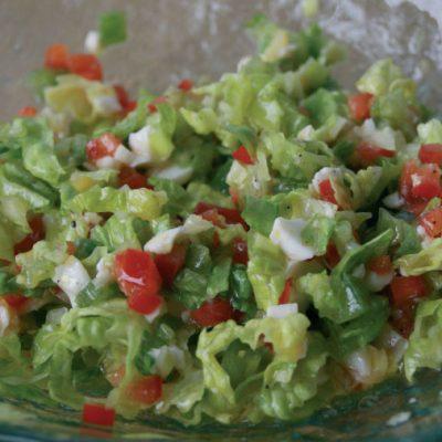 Comida antienvejecimiento [2/152]: Salsa vinagreta