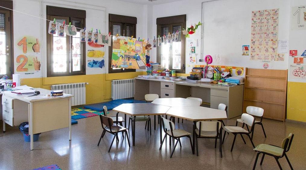 Centro de educación infantil Simón Obejo y Valera, Pedroche