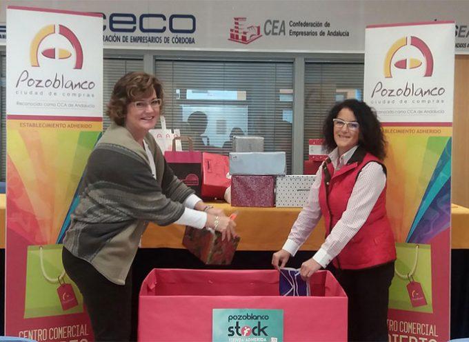 Los ganadores del sorteo de la Asociación Centro Comercial Abierto 'Pozoblanco, Ciudad de Compras'