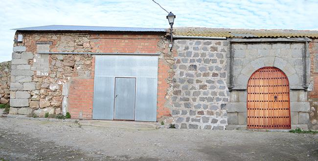 Restaurada la fachada del convento de San Juan de la Penitencia de Torrefranca