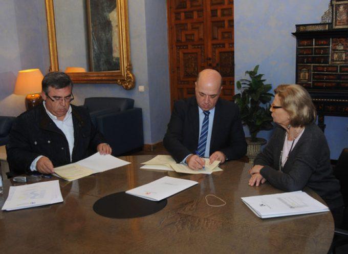 La Diputación de Córdoba destinará 30.000 euros a la conclusión de la ampliación del Ayuntamiento de Añora