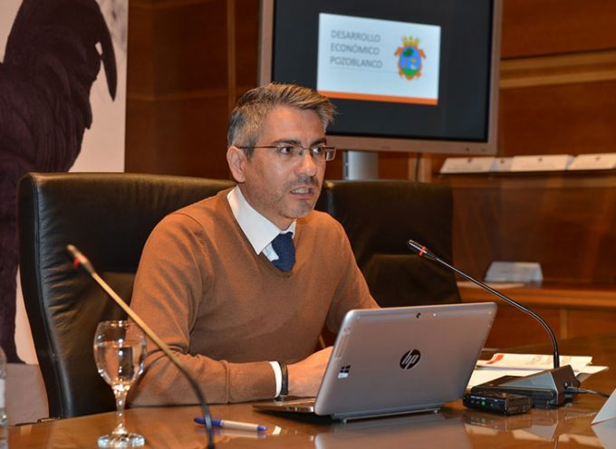 El alcalde de Pozoblanco habla sobre el desarrollo económico de la localidad