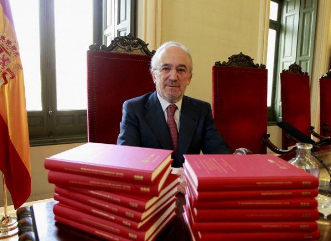 Presentado el Tratado de Derecho Administrativo y de Derecho Público General de Santiago Muñoz Machado