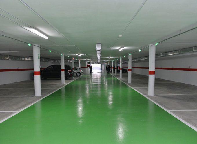 El aparcamiento subterráneo de la Avenida Villanueva de Córdoba de Pozoblanco abre sus puertas