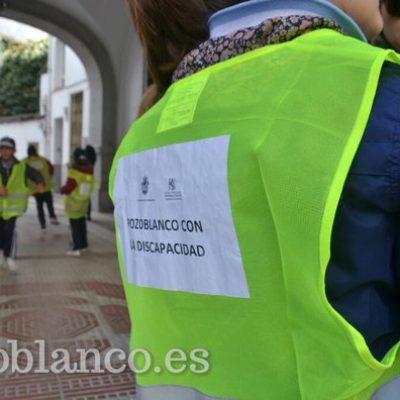El Ayuntamiento de Pozoblanco pone en marcha el programa 'Pozoblanco con la Discapacidad'