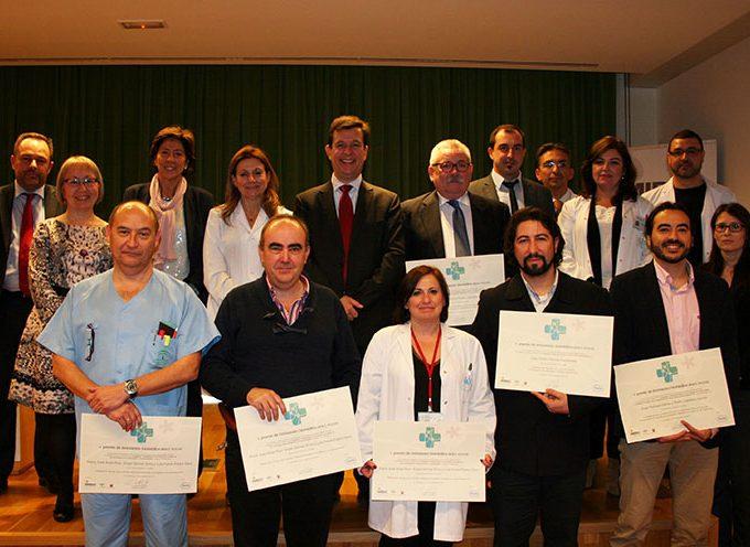 IMIBIC y ROCHE premian un proyecto del Hospital Valle de Los Pedroches