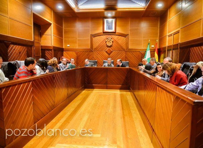 Ayer hubo Pleno ordinario en el Ayuntamiento de Pozoblanco