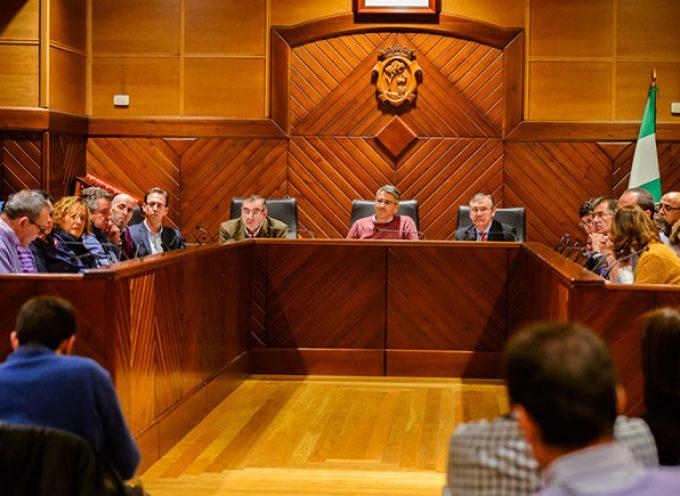 El problema de las 54 viviendas del Paseo de los Llanos de Pozoblanco será trasladado a la Junta de Andalucía