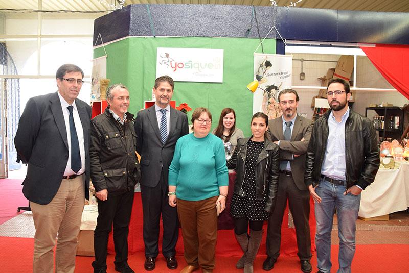 Visita de la Fundación Cajasur a Yosíquesé