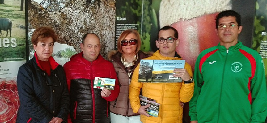 Entregada la acreditación a los ganadores de un 'Fin de Semana de Lujo en Los Pedroches'