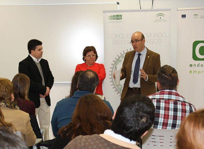 La Junta forma a empresas de Villanueva de Córdoba en Comercio Exterior