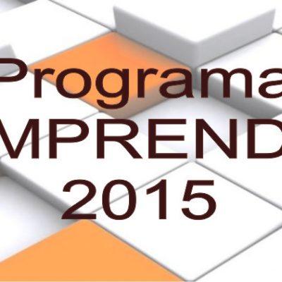 Las ayudas recibidas de Diputación para la contratación de jóvenes dentro del programa Emprende 2015