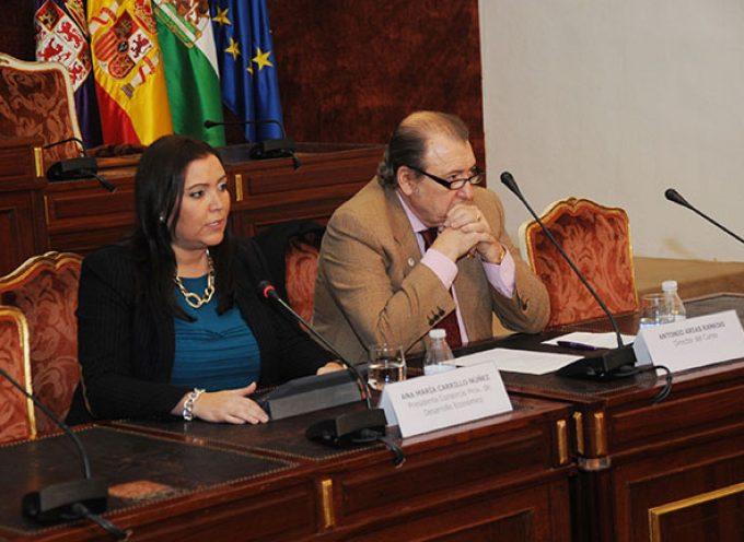 Empresas de El Viso y Pozoblanco se forman en comercio exterior gracias al Consorcio de Desarrollo Económico