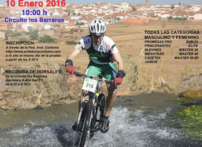 Villanueva de Córdoba acoge el I Circuito Provincial de BTT Rally Diputación de Córdoba