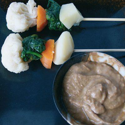Comida antienvejecimiento [7/152]: Salsa bagna-couda (anchoa)