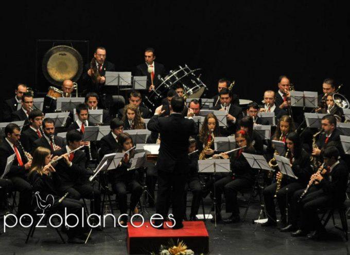 Víctor Ferrer, director invitado en un concierto benéfico de la Banda Municipal de Pozoblanco para 2017
