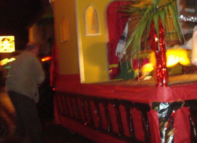 Recomendaciones para ver la cabalgata de Reyes Magos con seguridad