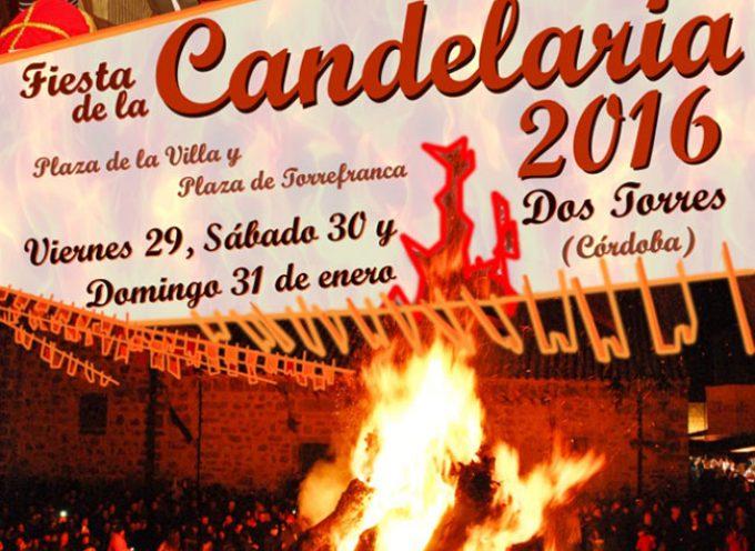 Amplio programa para celebrar la Candelaria en Dos Torres