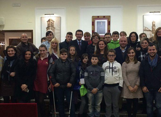 Escolares italianos refuerzan sus lazos con Villanueva de Córdoba