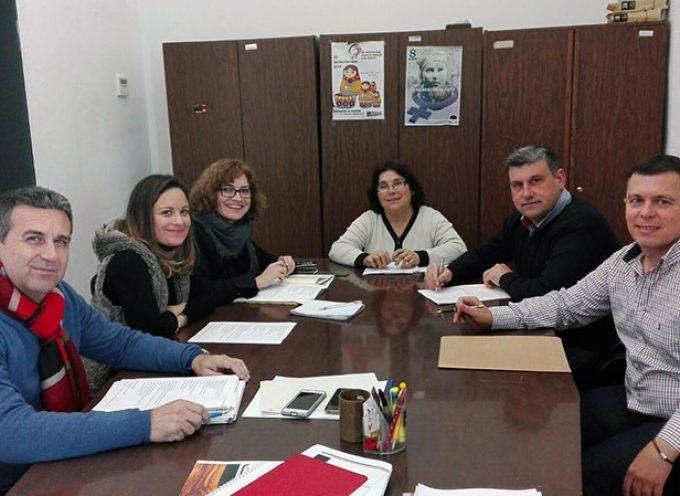El Ayuntamiento de Villaralto traslada sus reivindicaciones a la Diputación de Córdoba