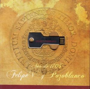 Libro sobre Felipe V y Pozoblanco, de Antonio García Herruzo